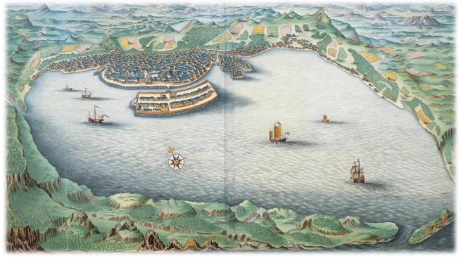 Island of Dejima