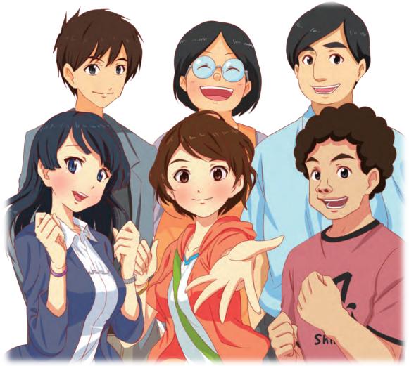 NHK Easy Japanese Characters